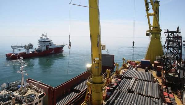Россия и Турция обсуждают строительство двух ниток газопровода