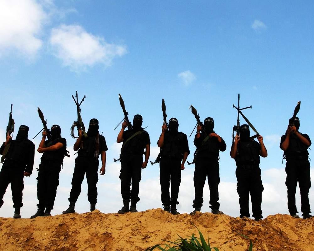 В Сирии боевики