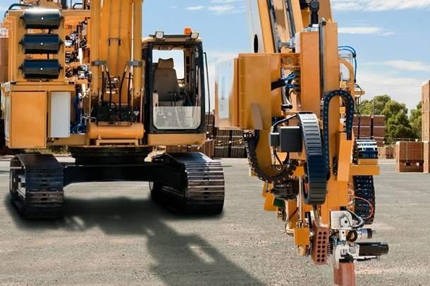 В Австралии создан робот, который может построить дом за два дня