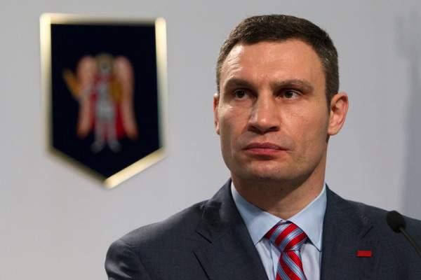 Кличко пообещал воинам АТО денежную компенсацию как эквивалент земельного участка