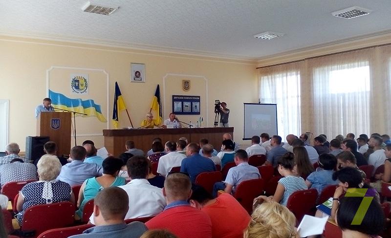 В Одесской области Оппозиционный блок проголосовал за признание России страной-агрессором