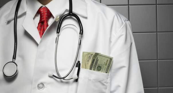 Задержанный львовский хирург пояснил факт получения денег от родственников пациентки