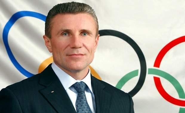 Бубка поддержал олимпийскую сборную России