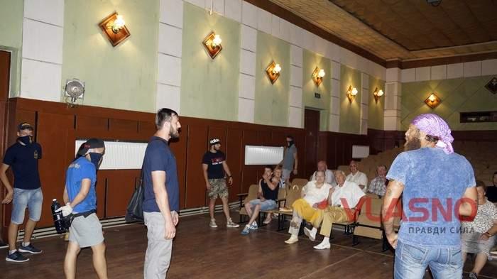 В Виннице сорвали собрание организации