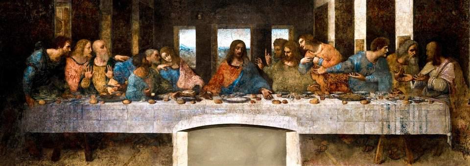 Раскрыт истинный секрет «Тайной вечери» Леонардо да Винчи