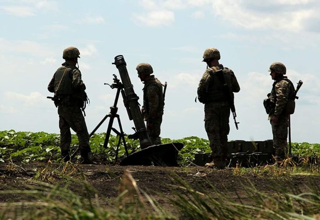 Военнослужащие Украины примут участие в учениях