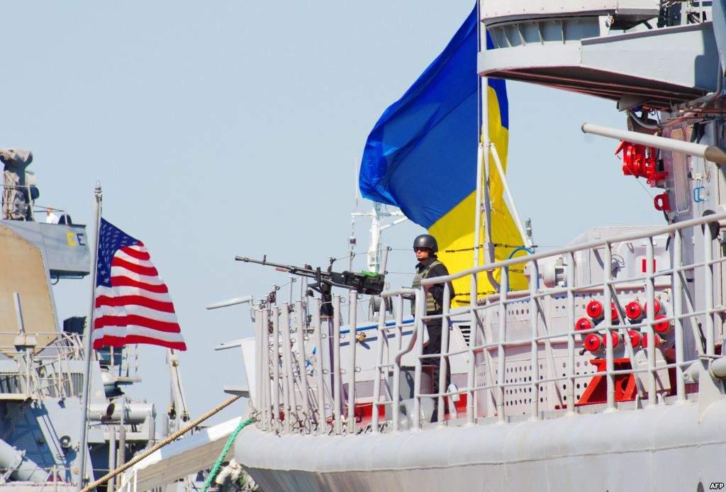 В Одессе завершились украинско-американские учения