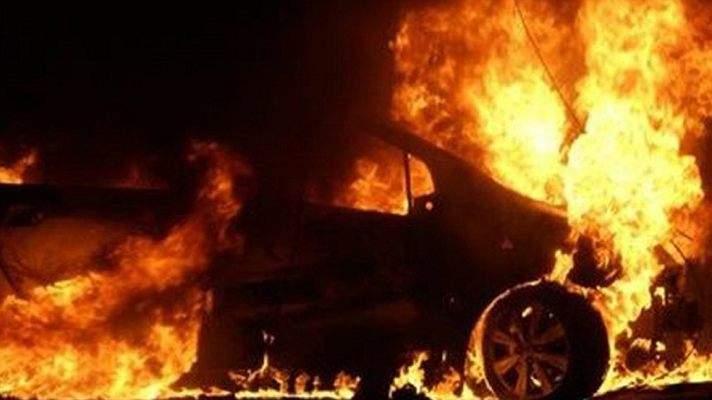 В Одессе неизвестные подожгли авто