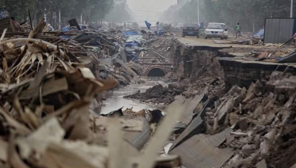 В Индии в результате наводнения погибло 53 человека