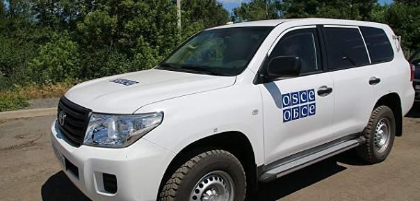На Донбассе представители ДНР оружием угрожали ОБСЕ