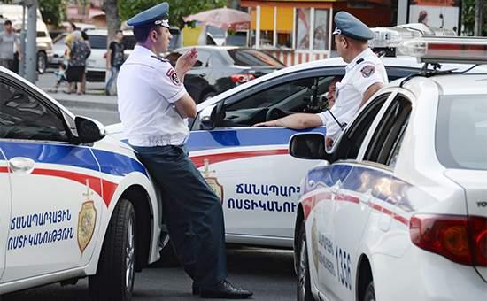 В Ереване захваченный бандитами врач сбежал