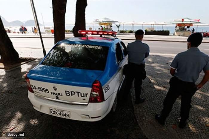 В Сан-Паулу злоумышленник взял в плен пятерых человек