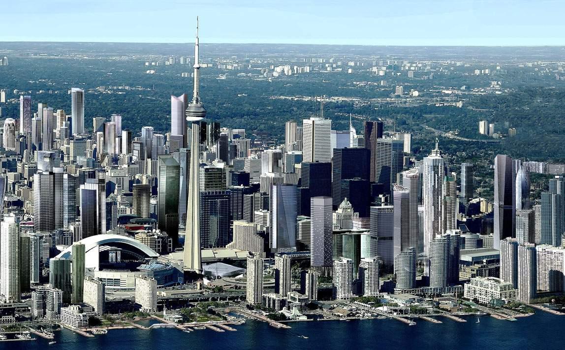 Стрельба в Торонто: двое пострадавших