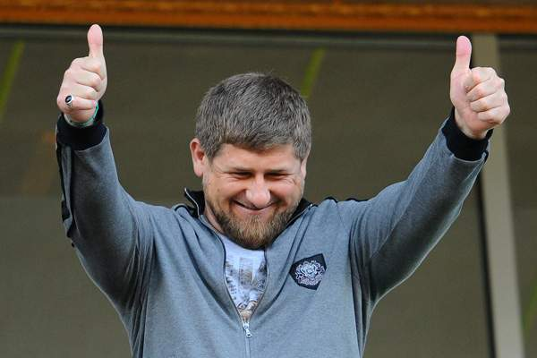 Кадыров баллотируется на пост главы Чечни