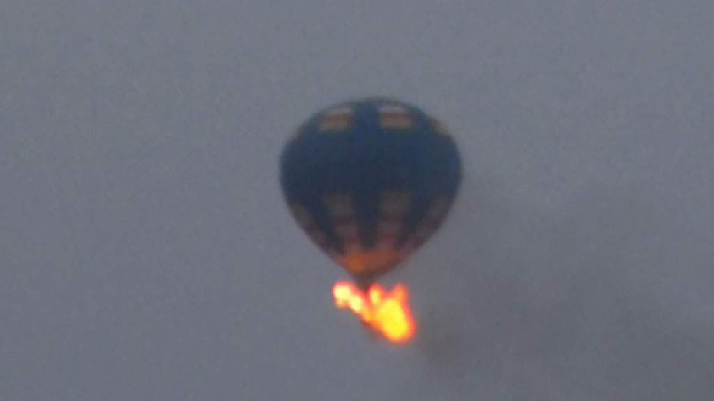 Стали известны подробности крушения воздушного шара в Техасе