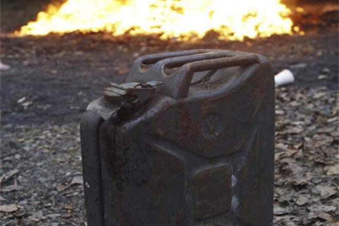 В Ереване мужчина совершил самосожжение