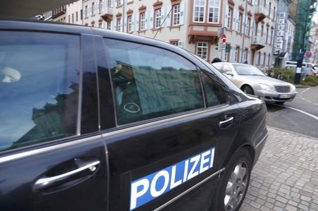Полиция города: