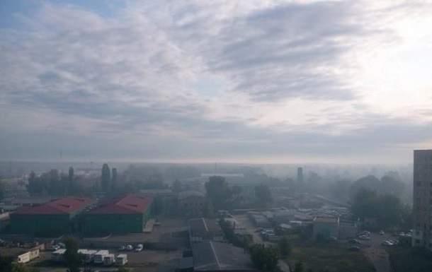 В Киеве воздух становится чище