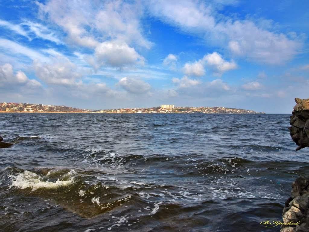 В Одессе рыбаки обнаружили пропавших без вести детей