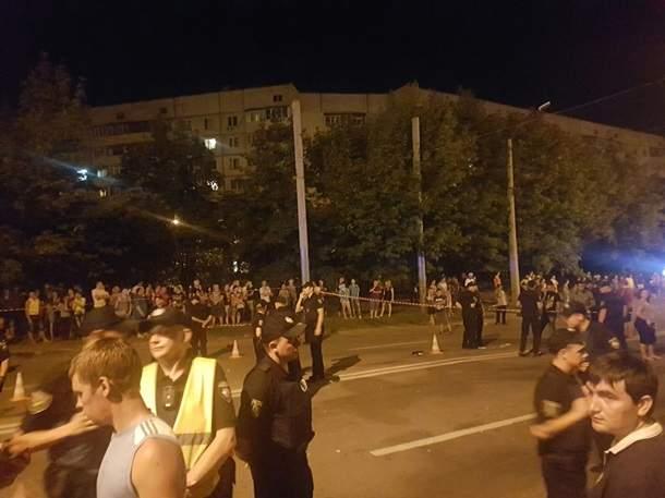 Полиция Харькова открыла уголовное производство по факту ДТП с участием BMW
