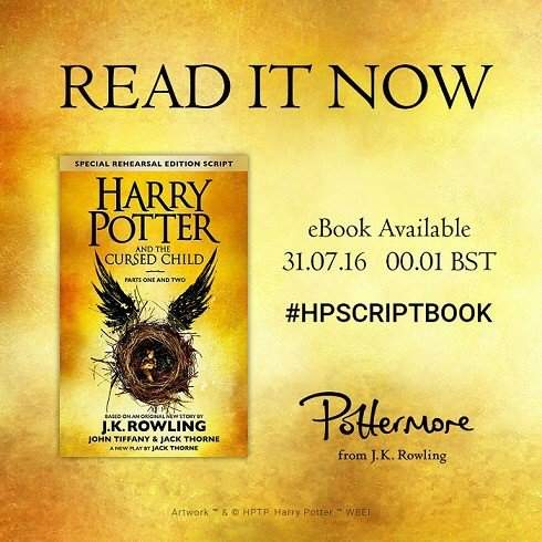 В книжных магазинах Лондона огромные очереди за новой книгой о Гарри Поттере