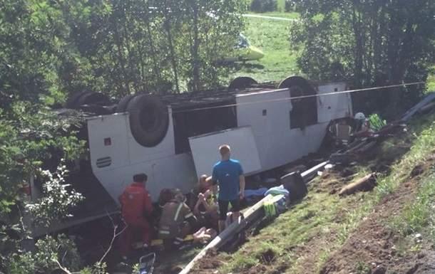 После ДТП в Норвегии 20 украинцев попали в больницу
