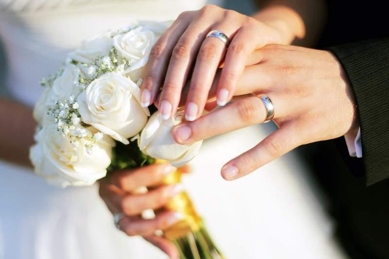 В Одессе первые пары заключили брак по новым правилам