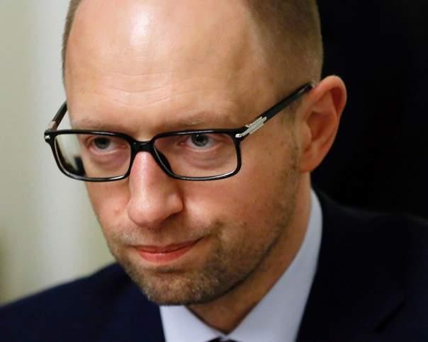 Яценюк: