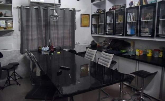 В Парагвае обнаружили тюремную камеру класса люкс