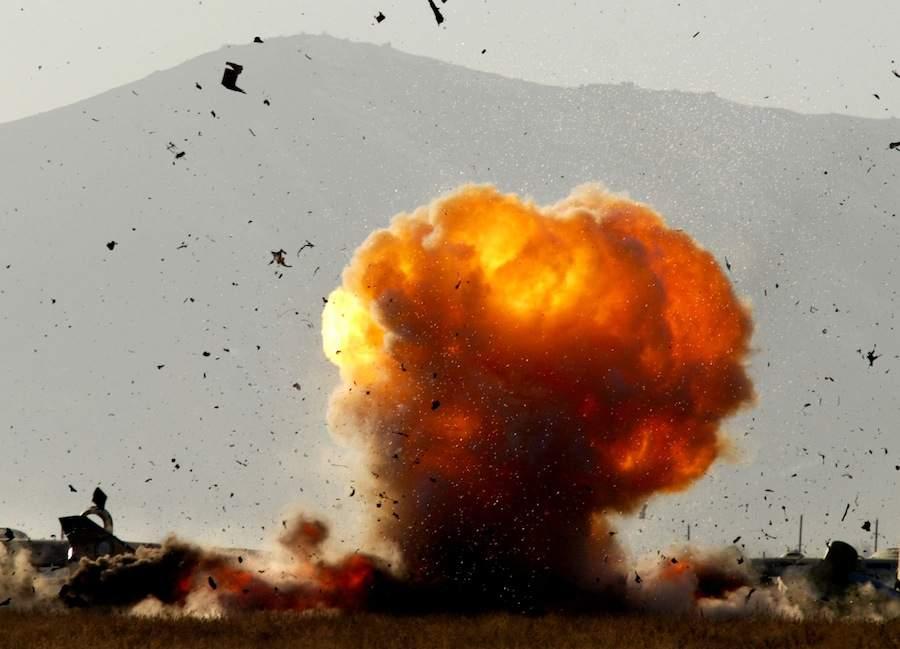 Радикальное движение Талибан берет на себя ответственность за взрыв у отеля в Кабуле