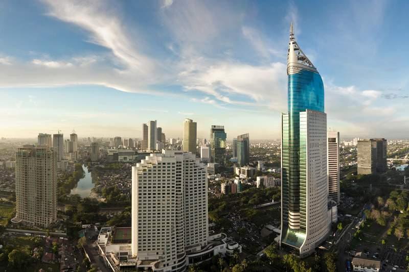 В Индонезии магнитуда землетрясения составила 5,8