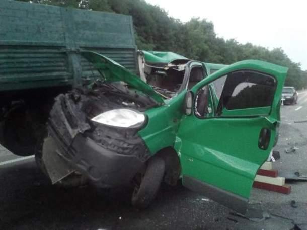 Во Львове в результате ДТП есть пострадавшие