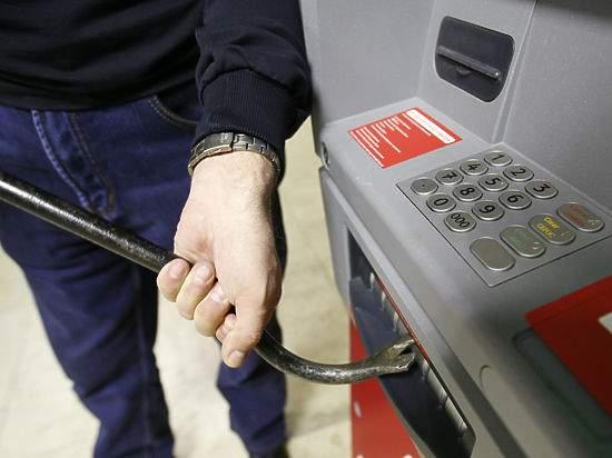 В Полтаве неизвестные попытались выкрасть деньги методом взрыва банкомата