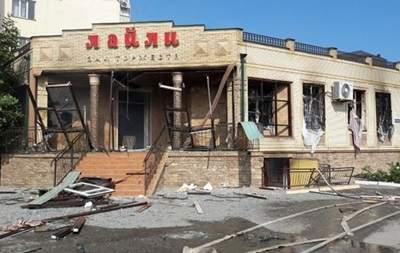 В результате взрыва в ресторане в Махачкале пострадали 23 человека