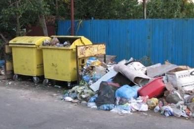 """""""Киевспецтранс"""" запустили круглосуточную """"горячую линию"""" для жалобы на мусор"""