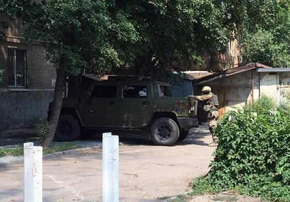 В Днепре местный житель из окна своей квартиры расстрелял мужчину