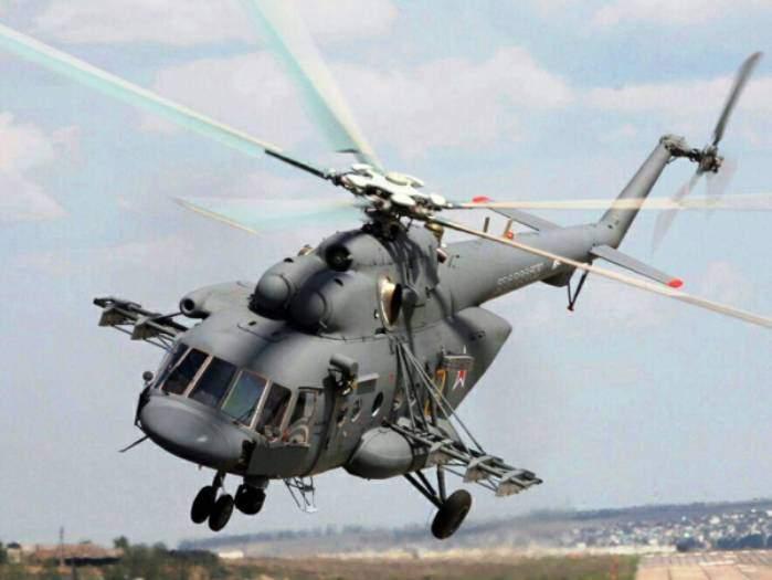 Вертолет РФ Ми-8 был сбит в Сирии, в районе, который подконтролен террористам из Джабхат ан-Нусра