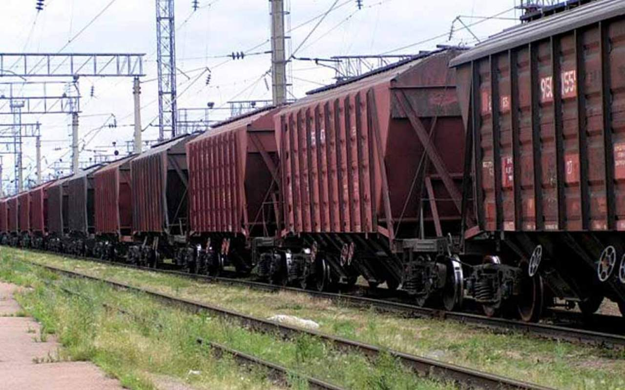143 украинских вагона были задержаны на границе с Россией