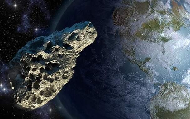 К Земле приближается астероид, который может привести к глобальной катастрофе