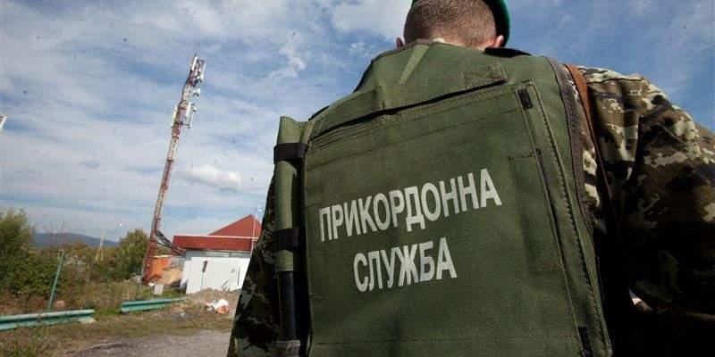 На Закарпатье группа неизвестных напала на пограничника