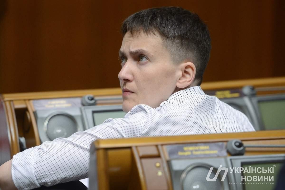 По закону Савченко были освобождены 6 596 заключенных