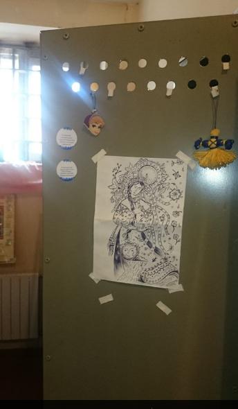 Надежда Савченко посетила Лукьяновское СИЗО