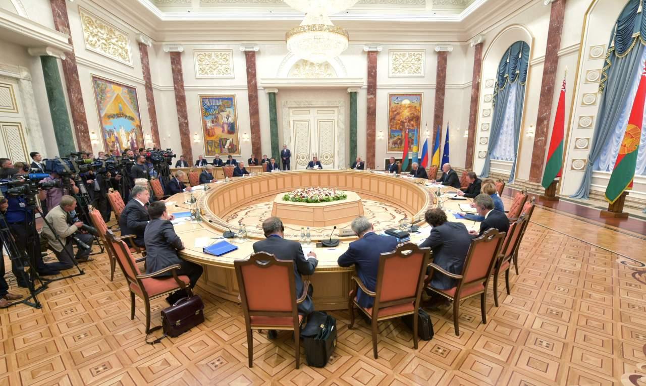 Минские переговоры по Донбассу будут продлены на 2017 год
