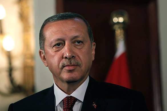 Эрдоган уверен, что страны Запада поддерживают терроризм и попытку военного переворота в Турции