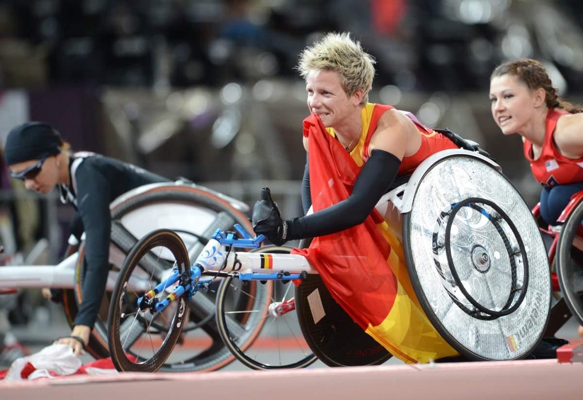 Бельгийская паралимпийская чемпионка объявила о желании совершить эвтаназию после игр 2016 года