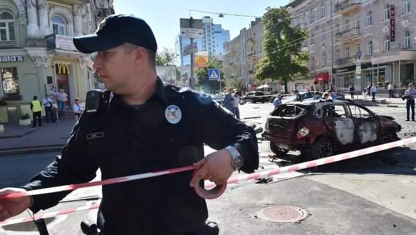 В полиции объяснили задержку в обнородовании фотороботов по делу Шеремета