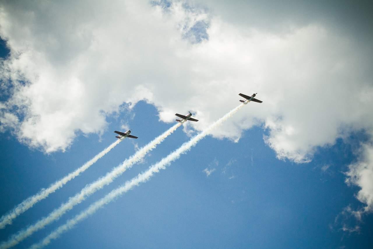 На День Независимости в Днепре устроят авиашоу