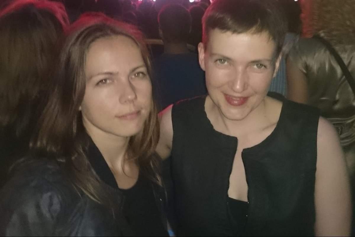 Сестра Савченко рассказала, когда Надежда перейдет на питательные смеси