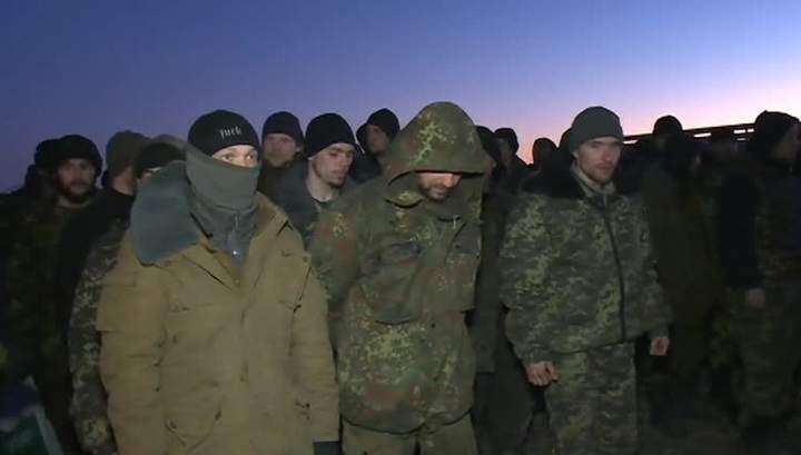 Представители ЛДНР открыли украинской стороне местонахождение 45 пленных