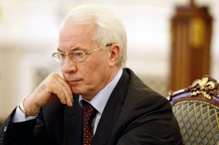 ГПУ хочет допросить Азарова